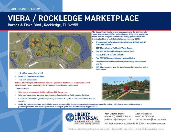 3700 S Fiske Blvd Rockledge Fl 32955